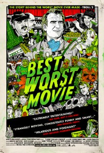 Best Worst Movie poster