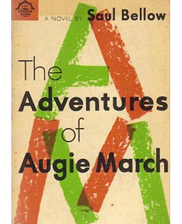 The Adventures of Augie March cover