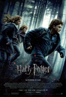 Harry Potter and the Deathly Hallows: Part One poster