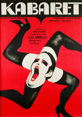 Polish? movie poster for Cabaret