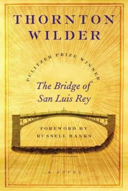 The Bridge of San Luis Rey cover