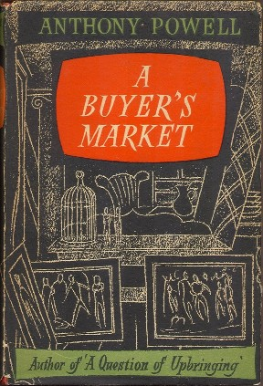 A Buyer's Market cover