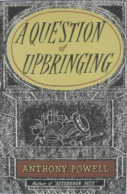 A Question of Upbringing cover