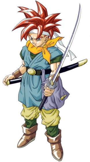 Crono from Chrono Trigger