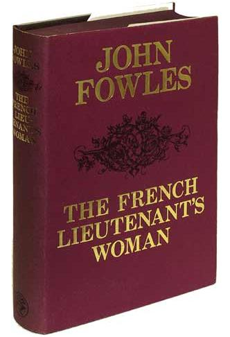 The French Lieutenant's Woman cover