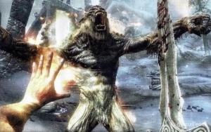 Skyrim Frost Troll