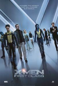 X-Men First Class poster