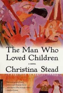 The Man Who Loved Children cover