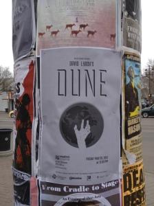 Dune Poster metro