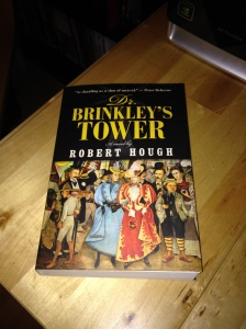 Dr. Brinkley's Tower cover