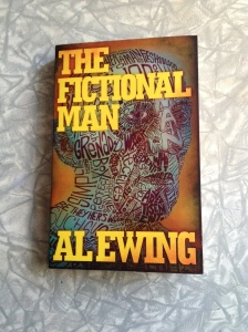 The Fictional Man cover