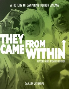 They Came From Within cover