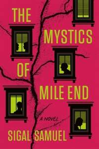 Mystics of Mile End cover